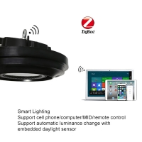 Smart Lighting-5 Years Warranty,Aluminium Alloy sink,High Bay Light,Smart Lighting